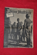 WIENER ILLUSTRIERTE NR. 25 1942 - German