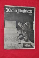 WIENER ILLUSTRIERTE NR. 37 1943 - German