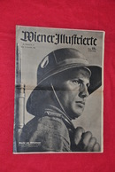 WIENER ILLUSTRIERTE NR. 45 1943 - German
