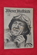 WIENER ILLUSTRIERTE NR. 40 1943 - German
