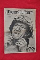 WIENER ILLUSTRIERTE NR. 40 1943 - Revues & Journaux