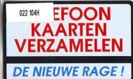 Telefoonkaart  LANDIS&GYR  NEDERLAND * RCZ.022  104H * De Nieuwe Rage * TK * ONGEBRUIKT * MINT - Nederland