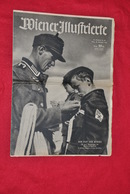 WIENER ILLUSTRIERTE NR. 52 1943 - German