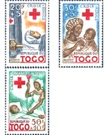 Ref. 139103 * MNH * - TOGO. 1959. RED CROSS . CRUZ ROJA - Togo (1914-1960)