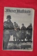WIENER ILLUSTRIERTE NR. 34 1943 - German
