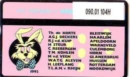 Telefoonkaart  LANDIS&GYR  NEDERLAND * RCZ.090.01  104H * Pasen 92 (10 Verzamelaars) * TK * ONGEBRUIKT * MINT - Nederland
