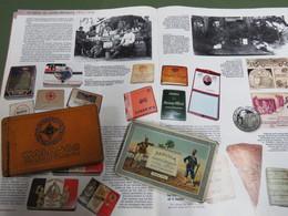 """TRES BELLE BOITE DE CIGARETTES ALLEMANDES """" WALASCO """" 1914/1918 !!! - 1914-18"""