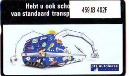 Telefoonkaart  LANDIS&GYR NEDERLAND * RCZ.459.1b  402f * Autolease  * TK * ONGEBRUIKT * MINT - Nederland