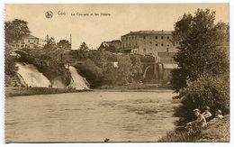 CPA - Carte Postale - Belgique - Coo - Cascade Et Les Hôtels  (CP3625) - Stavelot