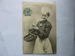 Coiffes Angevines - Les Belles Pommes - En Voulez Vous - Costumi
