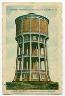 CPA - Carte Postale - Belgique - Camp De Beverloo - Château D'eau Au Champ De Manoeuvre - 1924  (CP3627) - Leopoldsburg (Camp De Beverloo)