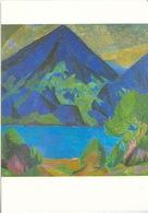 Johannes Itten -  Berg Und See (der Niesen) 1940          Ca. 1980 - Illustrators & Photographers