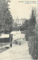 LINKEBEEK : Un Coin Du Ruisseau - Cachet De La Poste 1906 - Linkebeek