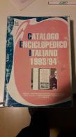 Italia Catalogo Enciclopedico 1994 - Italia