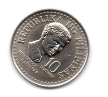 FILIPINAS - PHILIPPINES - 10 Centimes 1976  KM207 - Filipinas