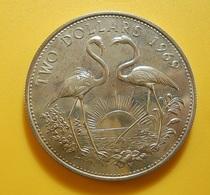 Bahamas 2 Dollars 1969 Silver - Bahamas