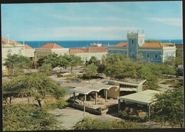 Postal Cabo Verde - Cape Verde - Cidade Da Praia - Aspecto Da Cidade - Carte Postale - Postcard - Cap Vert