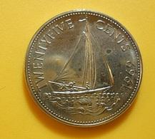 Bahamas 25 Cents 1969 - Bahamas
