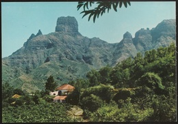 Postal Cabo Verde - Cape Verde - Ilha De Santiago - S. Jorge Dos Orgãos - Carte Postale - Postcard - Cap Vert