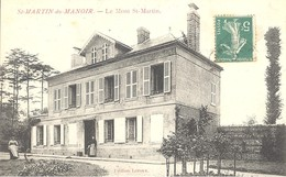 St Martin Du Manoir - Le Mont St-Martin - France