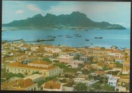 Postal Cabo Verde - Cape Verde - Ilha De S. Vicente - Cidade Do Mindelo - Carte Postale - Postcard - Cap Vert