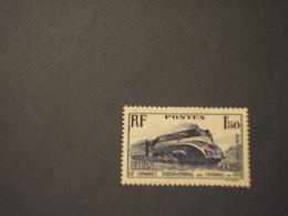 FRANCIA - 1937 TRENO 1,50 - NUOVO(++) - France