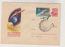 RUSSIA 1962 Nice Cover Space - Briefe U. Dokumente
