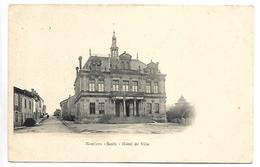 MONTIERS SUR SAULX - L'Hôtel De Ville - Montiers Sur Saulx
