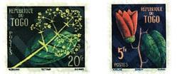 Ref. 236570 * MNH * - TOGO. 1959. FLOWERS . FLORES - Togo (1914-1960)