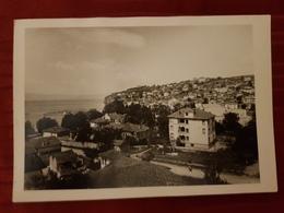OHRID, MACEDONIA, ORIGINAL VINTAGE POSTCARD - Mazedonien