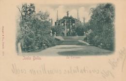 U.190.  Stresa - ISOLA BELLA - 1899 - Ediz. Stengel - Italië