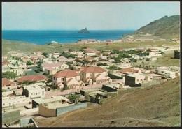 Postal Cabo Verde - Cape Verde - Ilha De S. Vicente - Cidade Do Mindelo - Ilha Dos Passaros - Postcard - Cap Vert