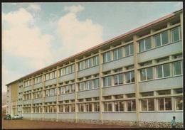 Postal Cabo Verde - Cape Verde - Ilha De S. Vicente - Liceu Gil Eanes - Postcard - Cap Vert