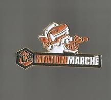 Pin's StationMarché - Badges