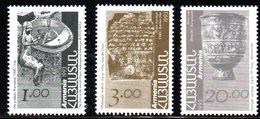 729 490 - ARMENIA 1993 , Serie  Unificato N. 184/186  Nuovo *** - Armenia