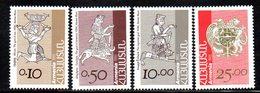 730 490 - ARMENIA 1994 , Serie  Unificato N. 204/207  Nuovo *** - Armenia
