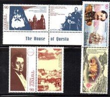 739 490 - ARMENIA 1996 , Serie  Unificato N. 256/258  Nuovo *** - Armenia