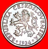 # BRIDGE: CZECHOSLOVAKIA ★ 10 HELLER 1934! LOW START ★ NO RESERVE! - Tchécoslovaquie