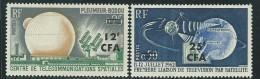 REUNION CFA: **, N° 355 Et 356, TB - Réunion (1852-1975)