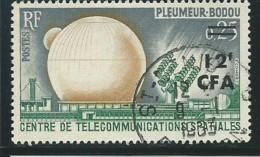 REUNION CFA: Obl., N° 355, TB - Réunion (1852-1975)