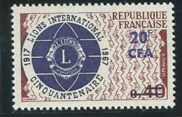 REUNION CFA: **, N° YT 375, TB - Reunion Island (1852-1975)