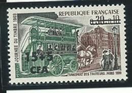 REUNION CFA: **, N° YT 383, TB - Reunion Island (1852-1975)