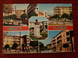 VLASOTINCE, SERBIA, ORIGINAL VINTAGE POSTCARD - Serbia