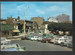 Cpm 9314091 Rosny Sous Bois Le Quartier De La Gare , Citroen, Peugeot, Renault , Tabac - Rosny Sous Bois