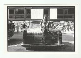 1998 'NEW EXPOSURE PHOTOGRAPHY FESTIVAL Promo CARD Illus  AL BAKER PHOTO 'A Bit Of Personal', Manchester GB - Pubblicitari