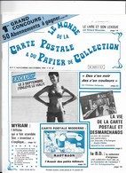 Le Monde De La Carte Postale Et Du Papier De Collection - 5 Numéros - Parfait état - ( N° 5 à 9 ( 1981/82) - French