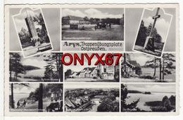 Carte Postale Photo ARYS (Kazakhstan-Russie-Ostpreussen) Truppenübungsplatz - Kazakhstan