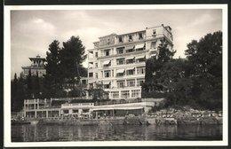 CPA Abbazia, Grand Hotel Belvedere - Kroatien