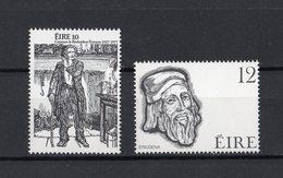 IRLANDA :   Cinquantenario Della Società Irlandese Del Folclore  -  2 Val.  MNH**  12.09.1977 - 1949-... Repubblica D'Irlanda