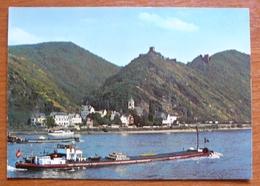 Tarjeta Postal Barco Carguero - Cargos